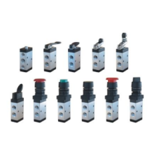 Válvulas de control de 5/2 vías Válvula de aire neumática de la serie M5