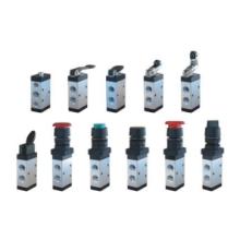 Válvulas de controle de 5/2 vias ESP Válvula de ar pneumático da série M5