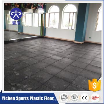 Fitness Room Heavy Weight Area Rubber Floor Rubber Mat