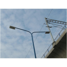 Haute qualité AC85-250V / DC12V / 24V 3 ans de garantie CE ROHS approbation 2x 20w cob solaire conduit des feux de rue / LED éclairage de rue