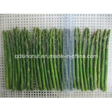 IQF Frozen Green Asparaqus