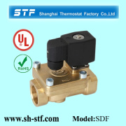 Fire Control System Brass Water Solenoid Valve