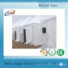 Les raccords d'angle détachables pour les tentes de secours en cas de catastrophe