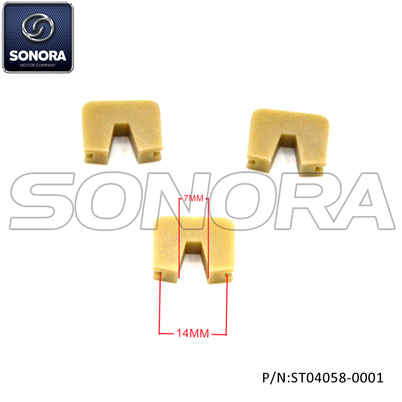 ST04058-0001 1E40QMA Variator Ramp slider set(3pcs) (2)