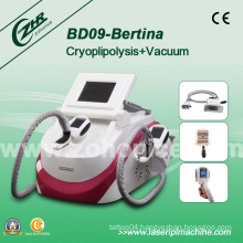 700nm Vacuum Cryolipolysis Slimming Machine Effective with 10 Inch Color Touch Screen