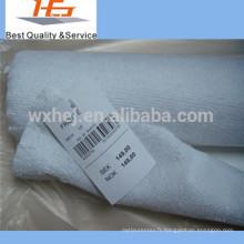 Usine en gros imperméable à l'eau éponge tissu de couverture de matelas de serviette