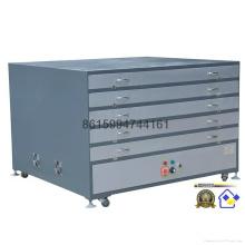 Tdy-70100 Cabinet de séchage pour l'impression d'écran