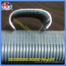 AC50 Galvanized Hog Rings, Galvanized C Type Nail (HS-SP-C50)