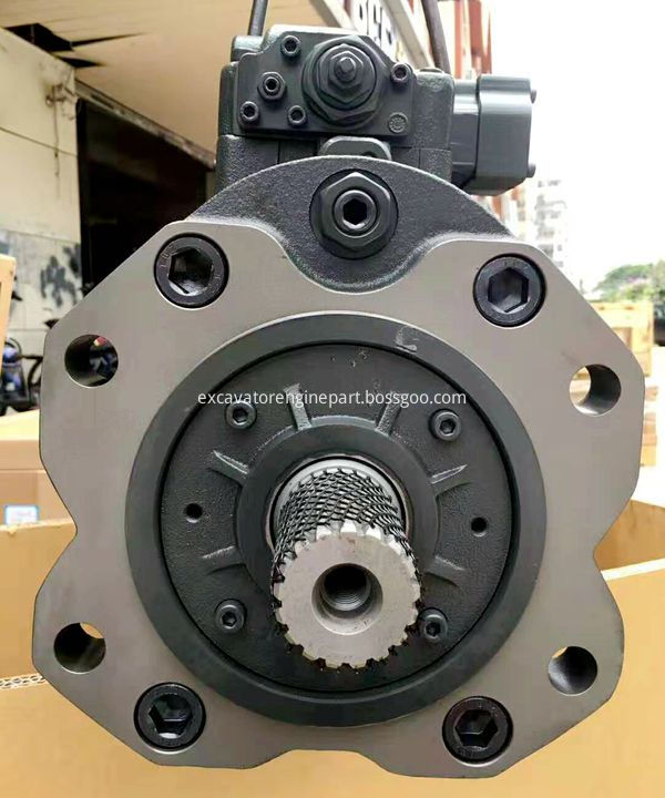 Volvo Ec460b Main Pump