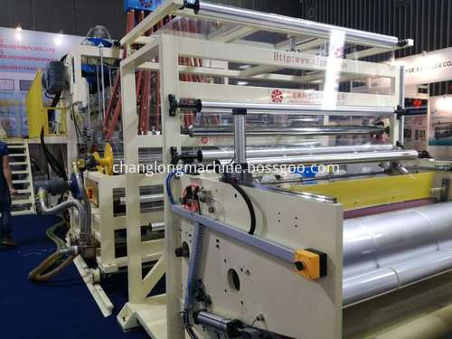 CL-7010070A LLDPE Stretch Film Making Unit