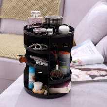 360-Degree Rotating High Capacity Cosmetic Organizer