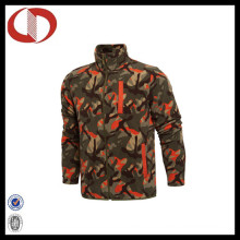 100% Polyester Polar Fleece Outdoor Sport Jacket pour Homme