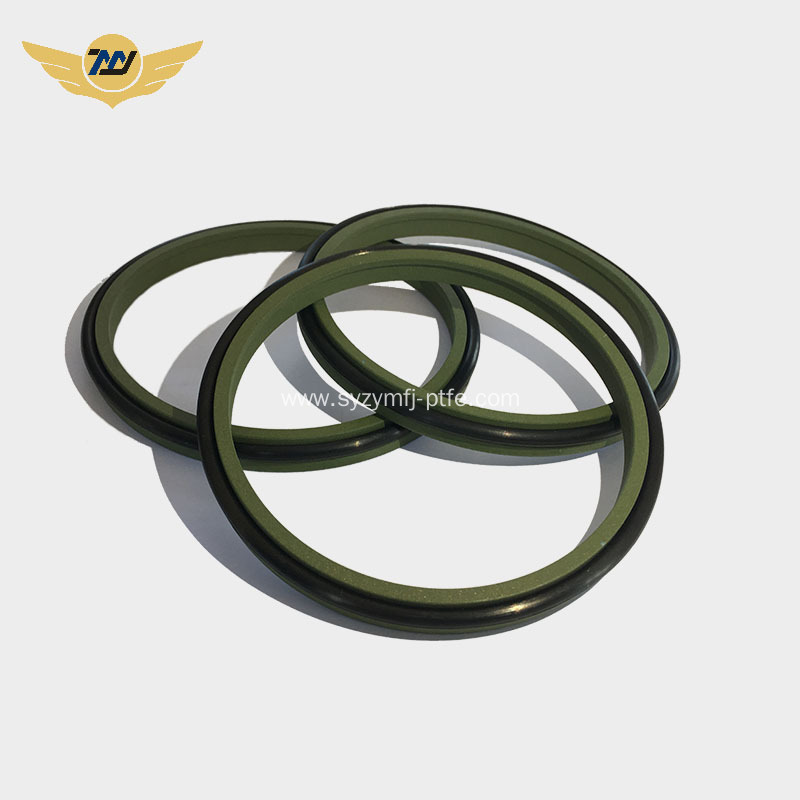 Different types scraper PTFE seals machine seal China Manufacturer