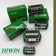 HIWIN rolamento EGH35SA egh35sa trilho linear para máquina cnc