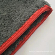 Microfiber Coral Fleece 1200gsm Washing Cloth Microfiber Car Wash Towel