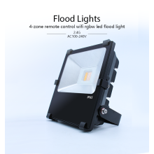 AC100-240V LED flood light 30w RGBW led flood light
