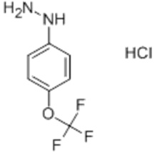 4-(Trifluoromethoxy)phenylhydrazine HCl
