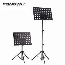 High Grade Steel Tripod Musical Instruments Sheet Music Stand