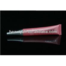 Tubo plástico de la crema del ojo 15g