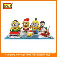 Regalos de Navidad, juego de juguetes de juguete diy niño, juguete educativo