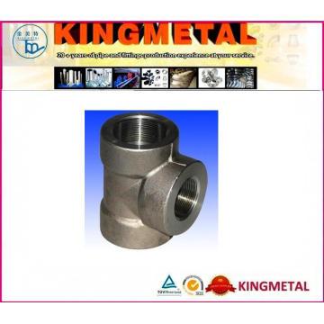 Socket Weld & Threaded Steel Tee