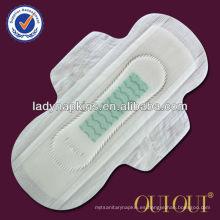 FDA aprobó toallas sanitarias de menta dama