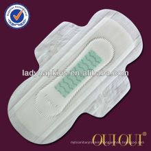 FDA approved mint sanitary pads lady