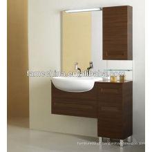Mobiliário de banheiro novo MDF Balde de vaso de madeira