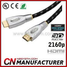 Hochgeschwindigkeits-HDMI-Kabel mit Ethernet