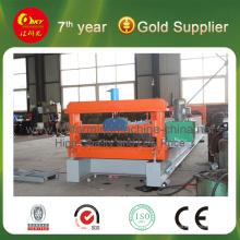 Fully Auto 600 Decking Floor Machine China