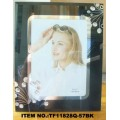 Acrylic Glass Photo Frame With Beads