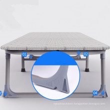 High Quality Wholesale Portable Steel Frame Hotel Extra Single Cot Wall Folding Bed