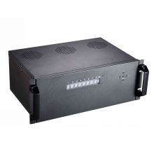 Matriz HDMI 8 * 8 con extensor Hdbase-T de hasta 70 m (4K + IR + EDID + CES)