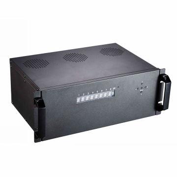 8 * 8 HDMI Matrix avec Hdbase-T Extender jusqu'à 70 m (4K + IR + EDID + CES)