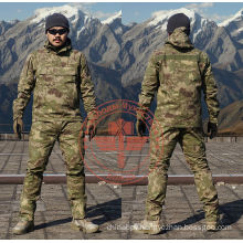 Chief Stripe Camouflage Stalker Dustcoat Suit Army Suit