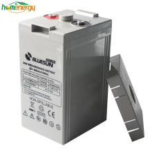 High Quality Rechargeable solar battery 12v 250ah gel
