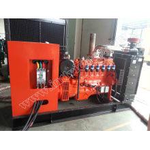 200kw / 250kVA Marca Daewoo Generador de Gas Natural Set