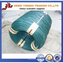 China La mejor calidad 18g galvanizó el alambre del hierro para la industria