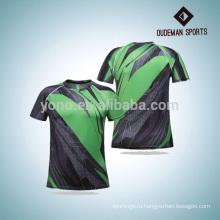 Оптовая продажа сжатия спортивная одежда горячая распродажа запуск рубашка с три цвета