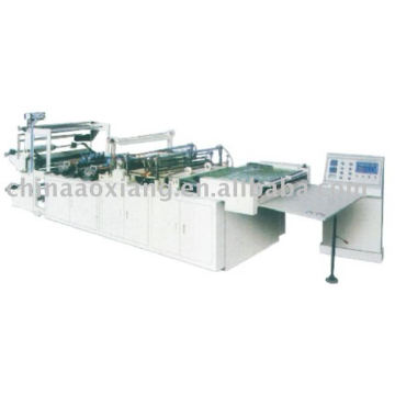 AXFB-600 automatic fresh flowers packing plastic bag-making machine