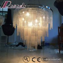 Lampe à Suspension Moderne Décorative et Cristal avec Hôtel