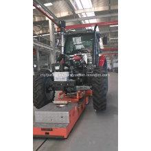 Implementos agrícolas baratos del tractor 60HP 4Wheel Drive
