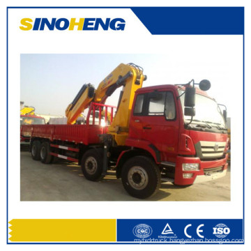 XCMG Sq12zk3q 12ton Knuckle Boom Crane Truck Mounted Crane