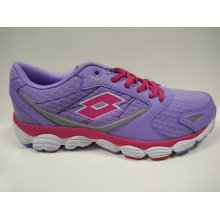 Frauen Retro Design Breathable Mesh Sport Schuhe