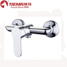 contemporary single handle faucet with Wall mounted shower tap