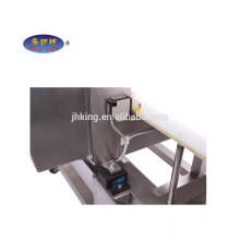 Plastic recycling processing metal detector factory price