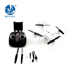 2.4GHz Middle Size Remote Control Drone with 0.3MP or 2.0MP Wifi Camera Optional