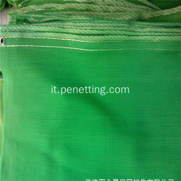 100% virgin material scaffolding building safety net
