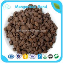 Traitement de l'eau Natural Media Media Manganese Sand