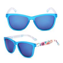 Benutzerdefinierte Werbe Sonnenbrillen mit voller Farbe gedruckt